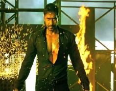 Ajay Devgan in Action Jackson