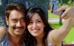 Ajay Devgan and Yami Gautam in Action Jackson