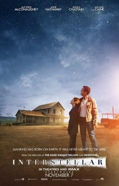 Interstellar First Look Poster
