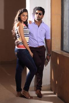 Jai and Andrea Jeremiah