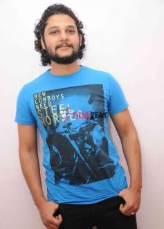 Rakesh Adiga in Kotigond Love Story