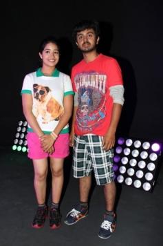 Tejasvi and Ranga Yazhi
