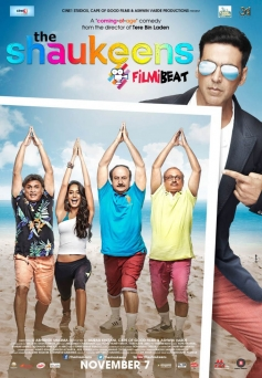 The Shaukeens Posters