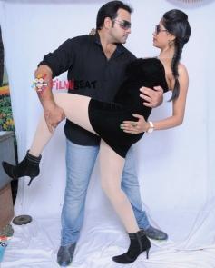 Arjun and Manasi in Suvvi