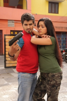 Dilipkumar and Dhivya Singh