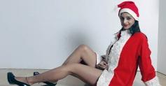 Leena Kapoor Christmas Photoshoot