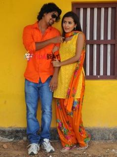 Lekha Chandra and Rajanish in Naanu Hemanth Avalu Sevanthi