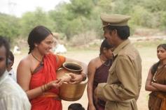 Manobala and Sonakshi Sinha