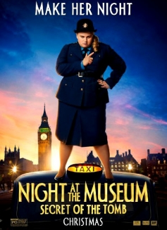 Night At The Museum 3: Secret Of The Tomb Movie Poster