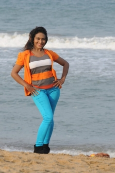 Actress Risha