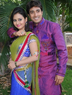 Amulya and Prem Kumar in Kannada Movie Male