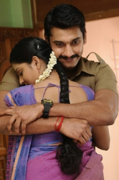 Arulnithi and Ramya Nambeesan