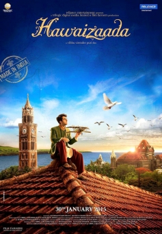 Hawaizaada First Look Poster