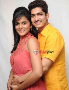 Karthik Samag and Navya Rao in Kannada Movie Dynamic