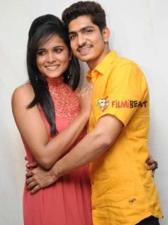 Navya Rao and Karthik Samag in Kannada Movie Dynamic