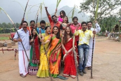 Pongal Festive Celebration with Aambala Team