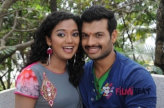 Raksha and Sumanth Shailendra in Cherry
