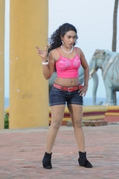 Risha in Lodukku Pandi