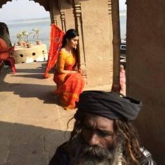 Shriya Saran First Look for Gopala Gopala Movie