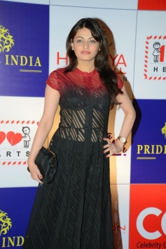 Sneha Ullal at CCL Charity Dinner Party