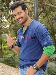 Sumanth Shailendra in Cherry