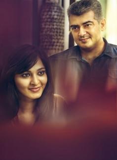 Ajith and Anushka Shetty