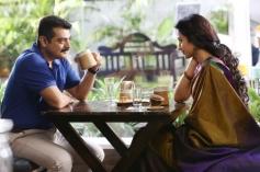 Ajith Kumar and Trisha Krishnan