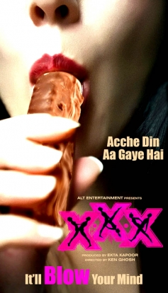 Bollywood Movie XXX First Look Poster