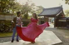 GV Prakash and Sri Divya