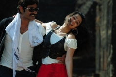 Jagapathi Babu and Charmy Kaur