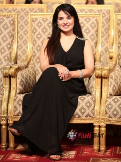 Saloni Aswani At Gama Awards 2015