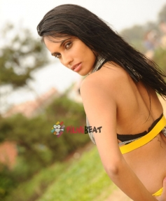 Sanjana Prakash in Chilre Shoki