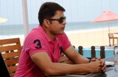 Shaam Stills From Purampokku Movie