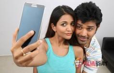 Anaika Soti and Nandu