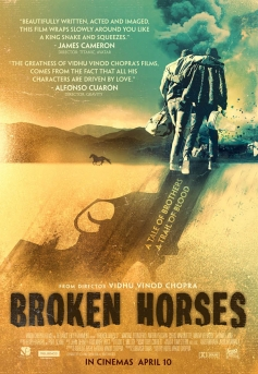 Broken Horses First Look Poster