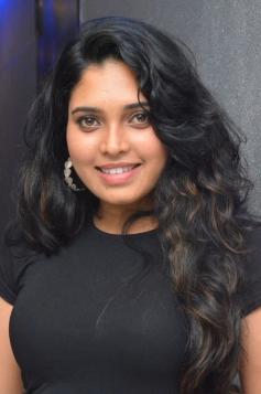 Ishaara Nair at Katham Katham Premiere Show