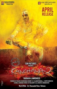 Kanchana 2 First Look Poster