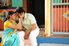 Karthi and Lakshmi Menon