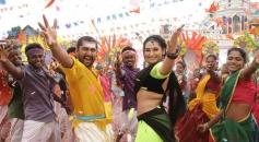 Nani and Ragini Dwivedi