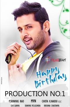 Nithin Birthday Special Posters