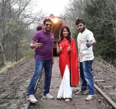 Radhika Pandit & Ajay Rao
