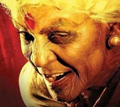 Ragava Lawrence as Old Lady