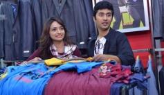 Rahul Ravindran and Rashmi Meno