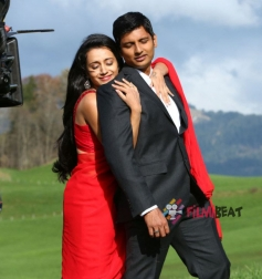 Trisha and Jiiva