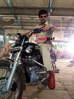 Vinod Prabhar First Look in Tyson