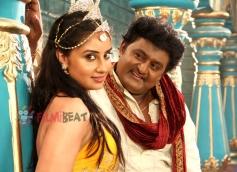 Banushree & Komal in Deal Raja