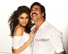 Kareena Kapoor & Akshay Kumar in Gabbar Is Back