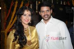 Manisha Koirala & Shaam in Game