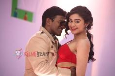 Puneeth Rajkumar & Adah Sharma in Rana Vikrama