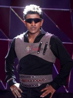 Puneeth Rajkumar in Rana Vikrama